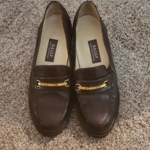 BALLY LOAFER SHOES